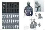Resident Evil 6 Artworks - Creature Design (3)