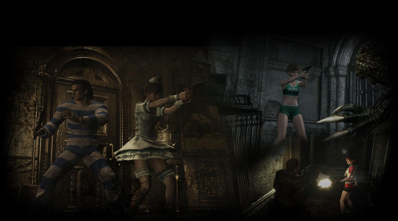 Unlockable costumes in Resident Evil 0 | Resident Evil Wiki