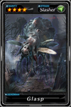 Deadman's Cross - Glasp card
