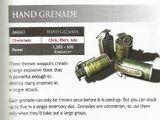 Hand Grenade (RE6)