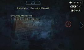 Manual de seguridad del laboratorio