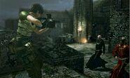 Mercenaries 3D - Rebecca gameplay 5
