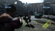 Resident Evil 6 Noga-Oklop 02