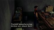 Resident Evil CODE Veronica - workroom - examines 06