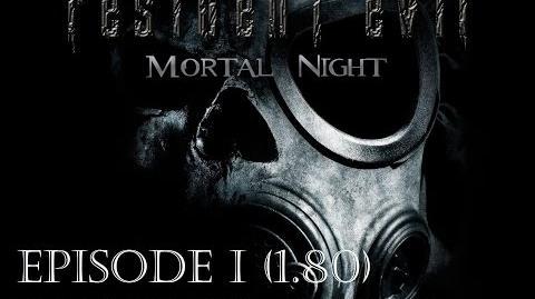 Resident Evil Mortal Night (v1.80) - Episode 1 Walkthrough