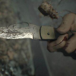 Resident Evil 7 Knife
