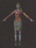 Degeneration Zombie body model 9