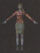 Degeneration Zombie body model 9