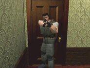 Resident Evil 1 Chris