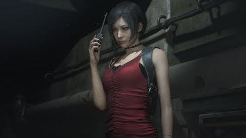 Resident Evil 2 Leon Gameplay - Familiar Faces