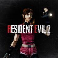 Resident Evil 2 Traje de Claire 98