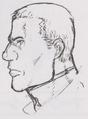 Resident Evil 3 Nikolai Zinoviev concept art 3