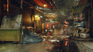 Resident Evil Umbrella Corps Lanshiang map 8