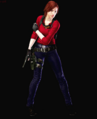Claire Redfield Revelations 2 - 6 Months Leap