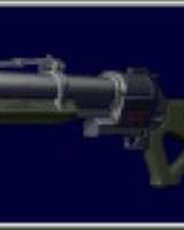 Grenade Launcher Resident Evil Wiki Fandom
