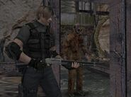 Re4 tac vest trimmed