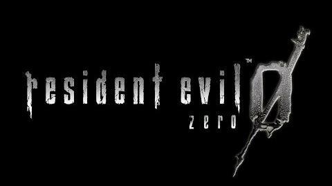 Resident Evil 0 - Official Announce Trailer