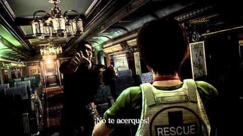 Resident Evil - Official Announce Trailer