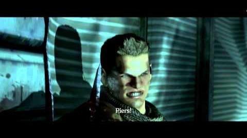 Resident Evil 6 all cutscenes - Close Call!