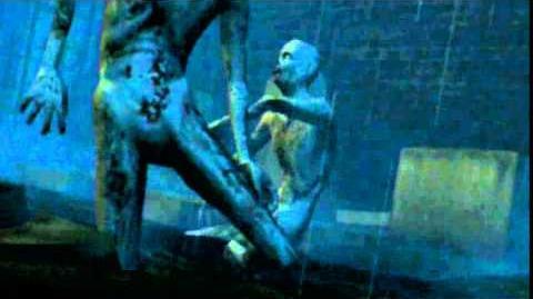 Resident Evil CODE Veronica - 02 - Graveyard encounter