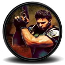 Resident evil 5 icon a by them4cgodfather-d4i3nof
