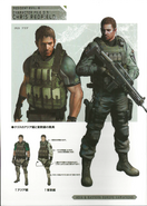 Resident Evil 6 Art Book 5