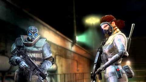 Resident Evil Operation Raccoon City all cutscenes - Capture (Beltway and Lupo)