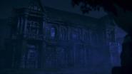 Biohazard Vendetta teaser trailer - mansion exterior