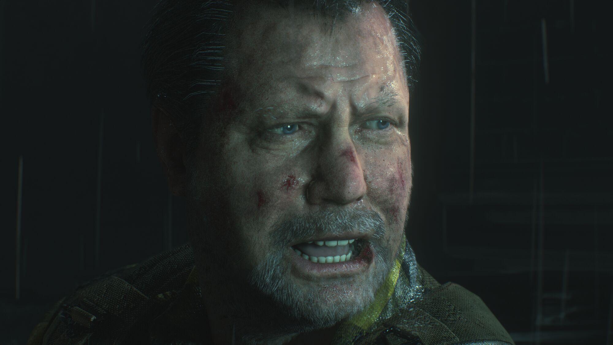 Robert Kendo Resident Evil Wiki Fandom Powered By Wikia