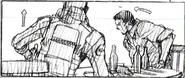 Resident Evil 6 storyboard - Fallen Hero 25