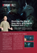 """Capcom 2018 Annual Report - """"The Heart of Value Creation""""2"""