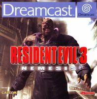 RE3 Dreamcast PAL