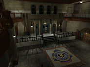 RE3 RPD Main Hall 1
