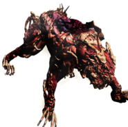RE6 Derek C Simmons Beast Form