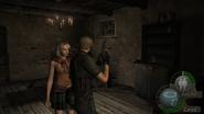Re4 screenshot village save room 2