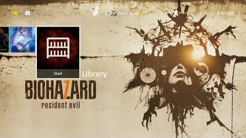 BIOHAZARD 7 Resident Evil PS4 Theme