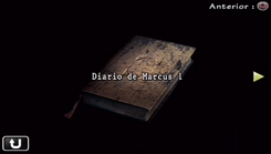 Diario de Marcus 1