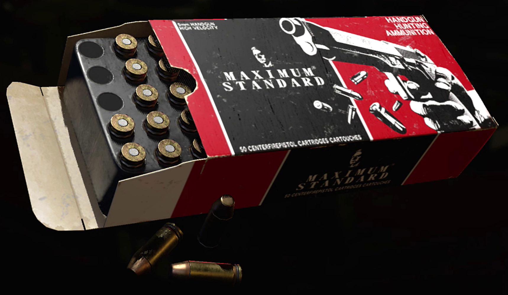 Handgun Ammo Re2 Remake Resident Evil Wiki Fandom