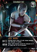 Nightmare card - Ada Wong CH-043