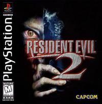 Resident Evil 2 Caratula USA