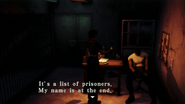Resident Evil CODE Veronica - Prisoner management office - examines 06-1