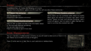 Resident Evil HD Remaster manual - Xbox One english, page7