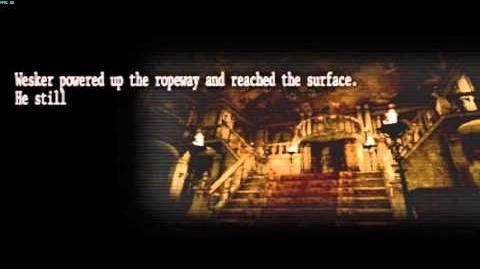 Resident Evil The Umbrella Chronicles all cutscenes - Beginnings 2 opening