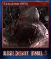 Steam Card - Executioner Majini (RE5)