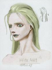 Alexia Ashford official concept art