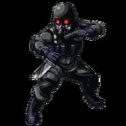 BIOHAZARD Clan Master - HUNK 01