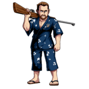 Barry Pijama Clan Master