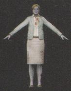 Degeneration Zombie body model 36