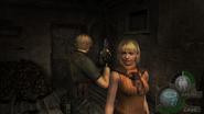 Re4 screenshot village save room