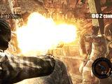 Rebecca Chambers/gameplay